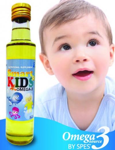 Cần phải lựa chọn loại dầu có hàm lượng Omega3 cao hơn sẽ tốt cho quá trình phát triển của trẻ