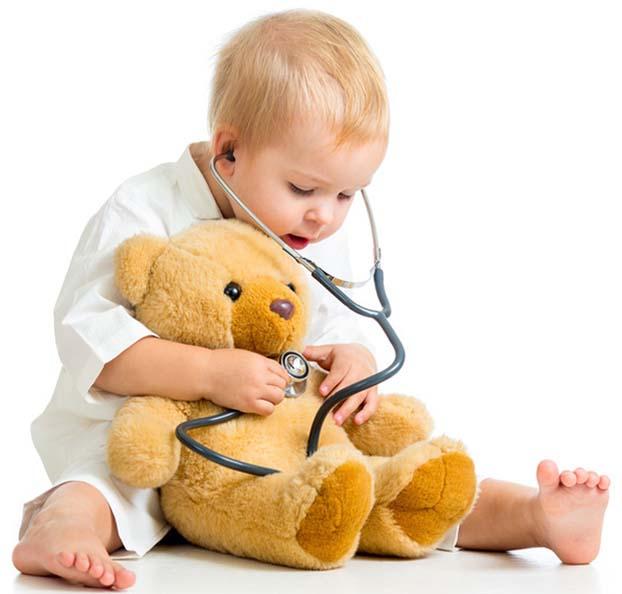 Các bác sĩ sẽ khám và tư vấn trực tiếp cho các bé từ 0-3 tuổi